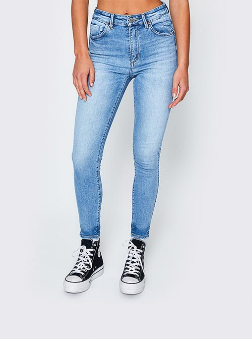 11b134ad60a Women's Jeans | High Waisted, High Rise + More | General Pants Co.