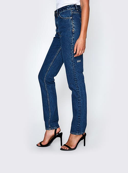 abbc3cc11a5ed Women's Jeans | High Waisted, High Rise + More | General Pants Co.
