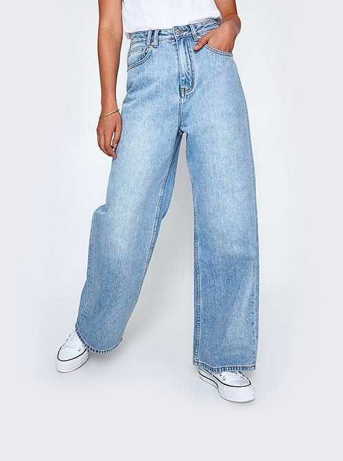 9b33cdd6 Women's Jeans | High Waisted, High Rise + More | General Pants Co.